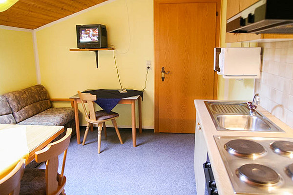 Apartment for 4 - 9 persons