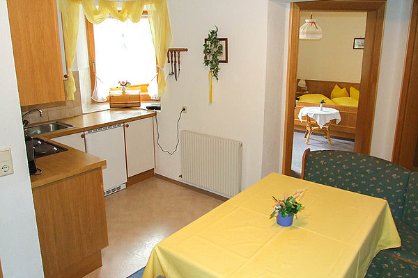 Appartment für 2 - 6 Personen